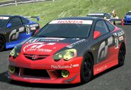 Honda INTEGRA TYPE R Touring Car