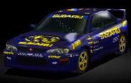 Impreza STI WRC 1996