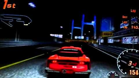 Gran Turismo 3 - Gameplay RX -7 LM Race Car
