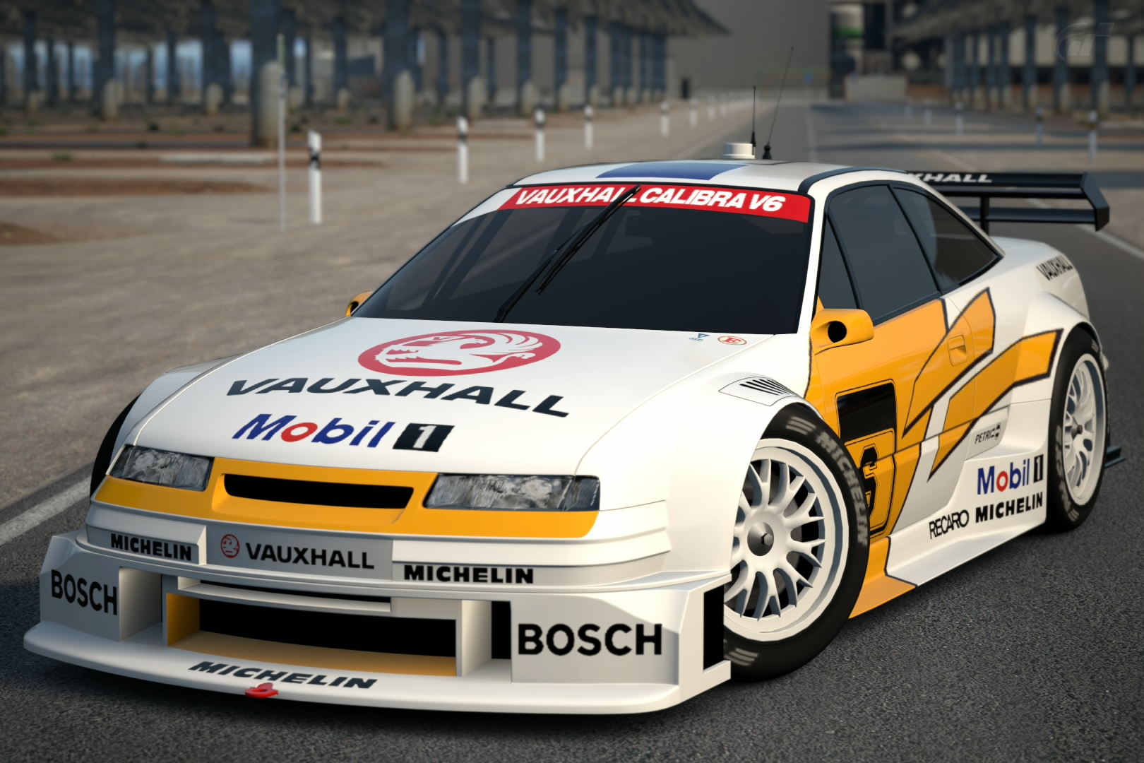 vauxhall calibra super touring car 39 94 gran turismo wiki fandom powered by wikia. Black Bedroom Furniture Sets. Home Design Ideas