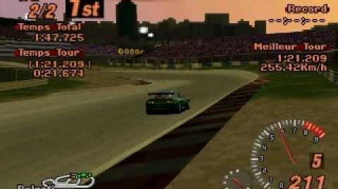 Gran Turismo 2 - Lotus Motorsport Elise VS Ford GT40