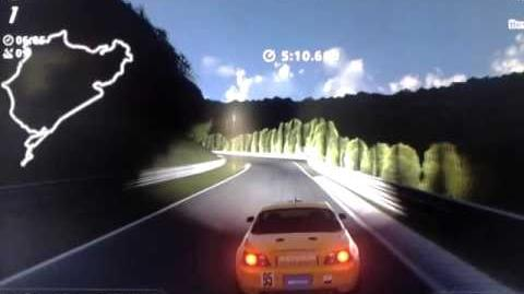 Gran Turismo 6 - Nurburgring 24h Time Trial Replay Spoon S2000 Race Car '00