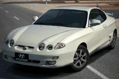 Hyundai Tiburon Turbulence '99