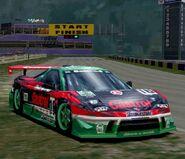 Honda Castrol Mugen NSX GT (JGTC) '99