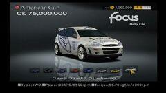 Ford Focus Rally Car '99