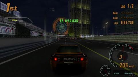 Gran Turismo 3 - Honda S2000 LM Race Car PS2 Gameplay HD