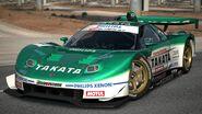 Honda TAKATA DOME NSX (SUPER GT) '06