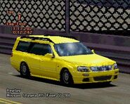 Nissan STAGEA 25t RS FOUR V '98