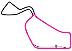 Rome Circuit Hybrid (Short)