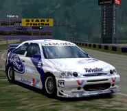 Ford Escort Rally Car '98 (GT2)