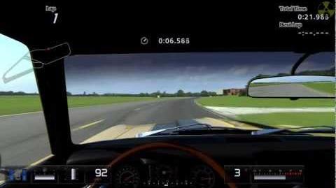 Gran Turismo 5 Chevrolet Camaro Z28 '69 All Premium Cars in GT5 HD