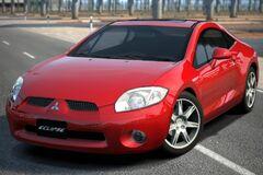 Mitsubishi ECLIPSE GT '06