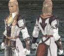 Ivory Elementalist School Uniform