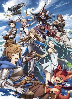 Anime promo poster small