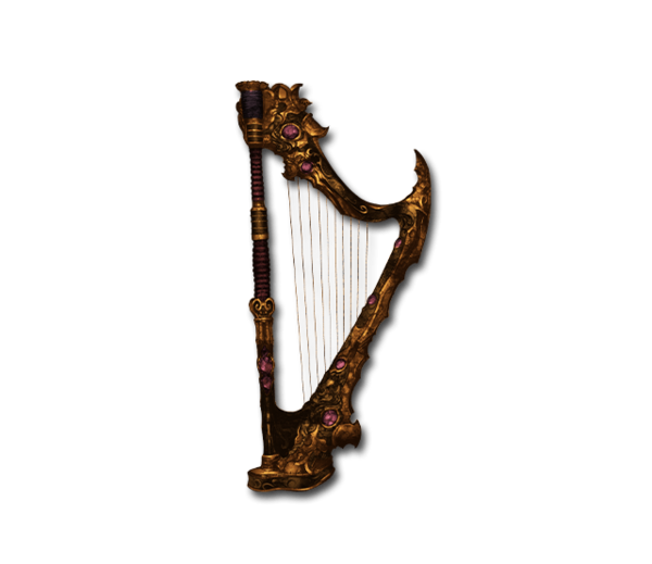 Rusted Harp
