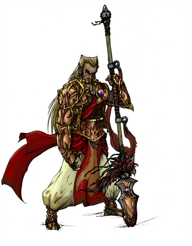 File:Elf Spearman Phase One by doggerman.png