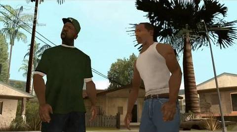 GTA San Andreas - Walkthrough - Mission 94 - Home Coming (HD)