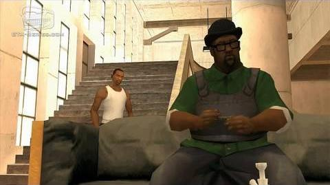 GTA San Andreas - Ending Final Mission - End Of The Line (HD)
