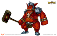 19 Bloodwind Orc Warrior