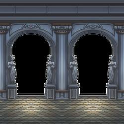 Specter Hallways middle