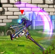 Abyss Knight Jump Atk NEW