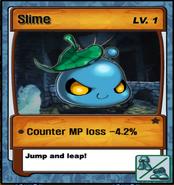 Lvl 1 - Slime
