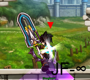 Prime Knight JF Sword Dance