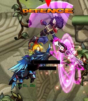 Sieg ST defense
