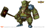 12 Orc warrior