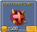 HeavyCrabShield