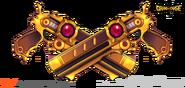Golden-eyetooth