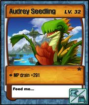 Lvl 32 - Audrey Seedling