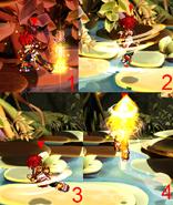 Asura Fighter 1 Burning