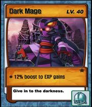 Lvl 40 - Dark Mage