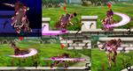 Sieg ST Rage Mach Strike lv2