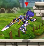 Dragon Knight Air Dash Outer Wall