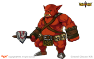 18 Bloodwind Orc