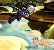 Striker air double dash