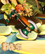 Ryan Jump attack lv1