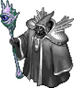 Mage King Wand