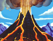VolcanoEruption