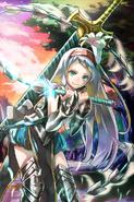 Nellie, Fencer of Nightfall +1
