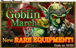 Goblin March Banner