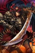 Luve, Raging Knight +1