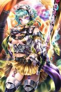 Regene, Undaunted Swordsman +1