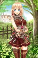 Lurica, Shroud Assassin