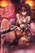 Eva, Seductress +2