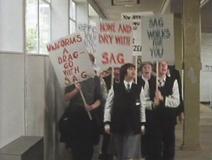 SAG Protests