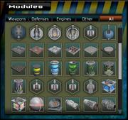 ModulesWindow