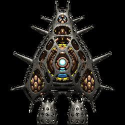 Alliance Stingray Cruiser